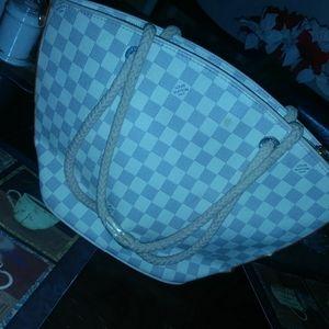 Louis Vuitton Paris shoulder bag